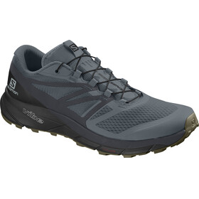 Salomon Sense Ride 2 Shoes Men stormy weather/ebony/black